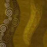 Brown Textured Background Royalty Free Stock Images