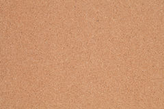 Brown textured cork wood Royalty Free Stock Images