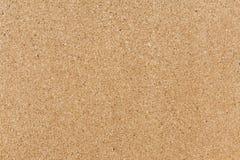 Brown textured korek Zdjęcie Stock