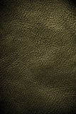 Brown textured leather grunge background closeup Royalty Free Stock Photo