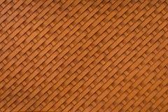 Brown textured o fundo de couro Imagens de Stock