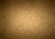 Brown textured paper Royalty Free Stock Photography