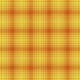 Brown textured plaid Royalty Free Stock Photos
