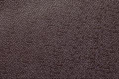 Brown textured skóry teksturę Zdjęcia Royalty Free