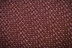 Brown textured skóry teksturę Obrazy Royalty Free