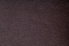 Brown textured skóry teksturę Zdjęcia Stock