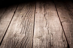 Brown textured wood background Royalty Free Stock Images