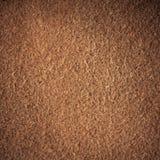 Brown texturizó el primer de cuero del fondo del grunge de la piel Foto de archivo