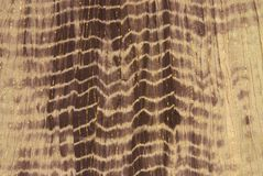 Brown tie dye. Close up of brown tie dye hippy dress royalty free stock photos