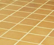 Brown tile Stock Photography