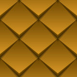 Brown tile seamless texture Stock Photos