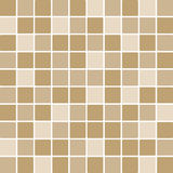 Brown tile wall Royalty Free Stock Photo