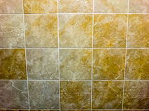 Brown Tile Wall Background Vertical Stock Photo