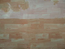 Brown tiled floor Stock Images