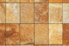 Brown tiles Royalty Free Stock Photo