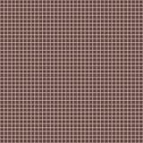 Brown tiles. Chocolate. Seamless pattern. Royalty Free Stock Photos