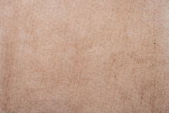 Brown tinted textured paper Stock Photo