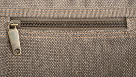 Brown tkaniny tło Obraz Royalty Free