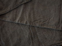Brown tkaniny tekstury tło Obraz Royalty Free