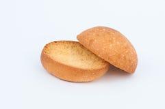 Brown toast Stock Photo