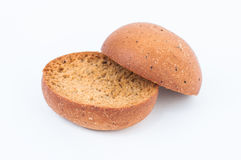 Brown toast Stock Image