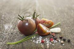 Brown-Tomate Stockfotografie