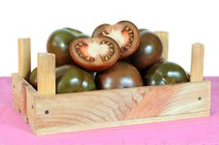 Brown tomato Royalty Free Stock Photography