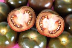 Brown tomato Stock Photos