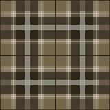 Brown tone scottish pattern. Illustration for print Royalty Free Stock Photo