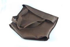 Brown torba na zakupy Obrazy Stock