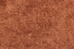 Brown towel texture Royalty Free Stock Photo