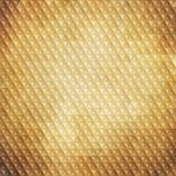 Brown triangle pattern Stock Photo