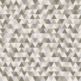 Brown triangle vector pattern. Coffee colors geometric nature background. Brown triangle vector pattern. Coffee colors polygonal background Royalty Free Stock Images
