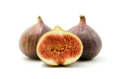 Brown turkey fig  Royalty Free Stock Images