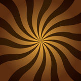 Brown Twist Royalty Free Stock Image