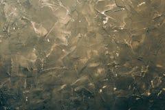 Brown und graue Betonmauerbeschaffenheit für Designhintergrund Lizenzfreie Stockbilder
