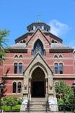 Brown University royalty-vrije stock fotografie