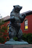 Brown University Ivy League College Campus located in Providence, Rhode Island.  stock image