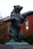 Brown University Ivy League College Campus situada no providência, Rhode - ilha imagem de stock