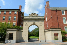 Brown University Rhode - ö Arkivbild