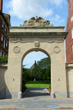 Brown University, Rhode Island Stock Photo