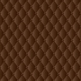 Brown Upholstery Abstract Background Vector. Brown Upholstery Abstract Background, Vector Illustration stock illustration