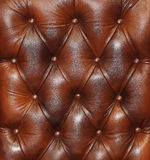 Brown upholstery Stock Photo