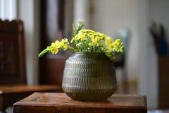 Brown vase Stock Image