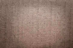 Brown velvet fabric texture from sofa. Royalty Free Stock Image