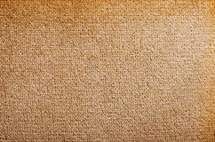 Brown velvet fabric texture from sofa Royalty Free Stock Photography