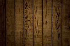 Brown Vertical Wood Texture royalty free stock images