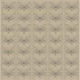 Brown-Verzierung Stockbilder
