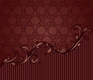 Brown vintage blank Royalty Free Stock Images