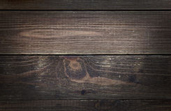 Brown vintage grunge old wooden panel texture Royalty Free Stock Photo